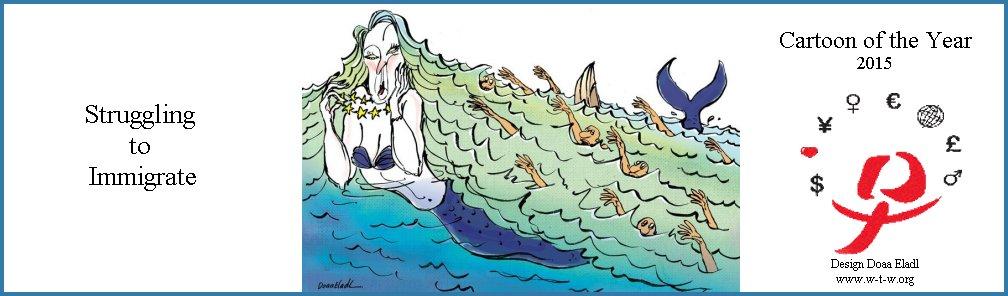 Cartoon of the Year 2016