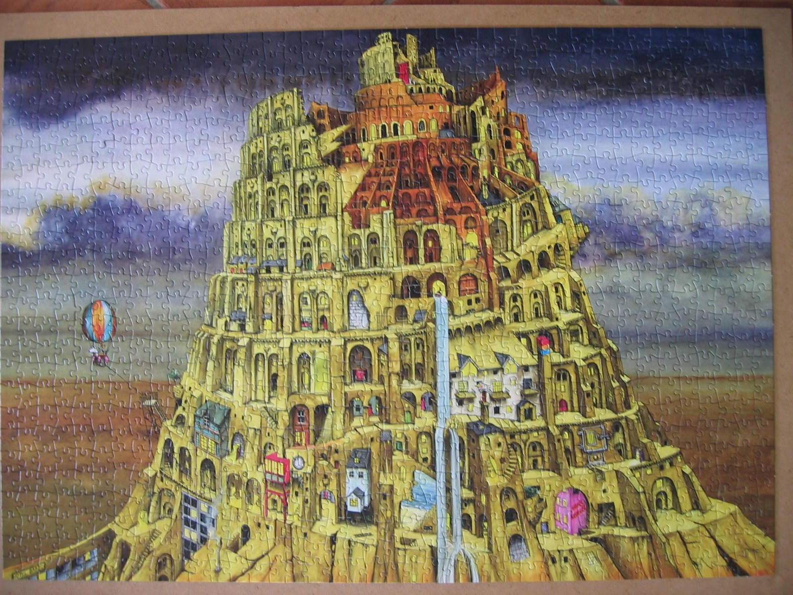Turmbau von Babel | W-...